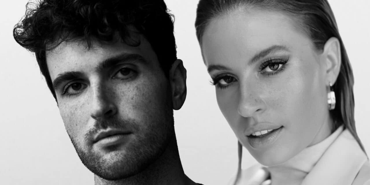 """Dutch artist Duncan Laurence teams up with FLETCHER on a poignant new version of his global hit, """"Arcade."""""""