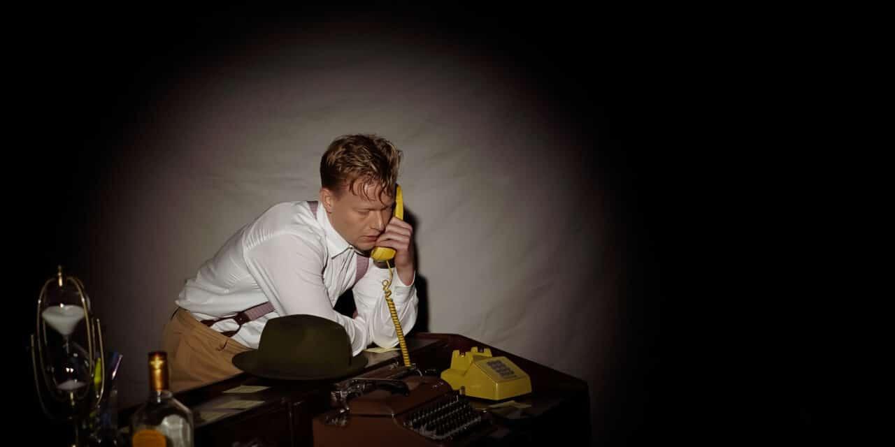 10 QUESTIONS WITH ALT-POP ARTIST CASPER JONES