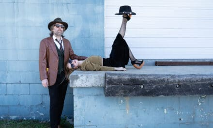 Anana Kaye and Irakli Gabriel release NEW ALBUM 'Whispers and Sighs', co-written and performed with the late David Olney