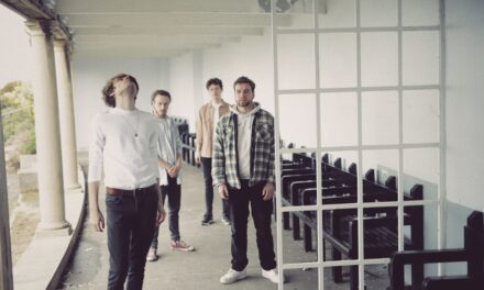 """Indie Rockers 'The Trusted' celebrates The Act Of Defiance With Latest Single """"Rebel Song'"""