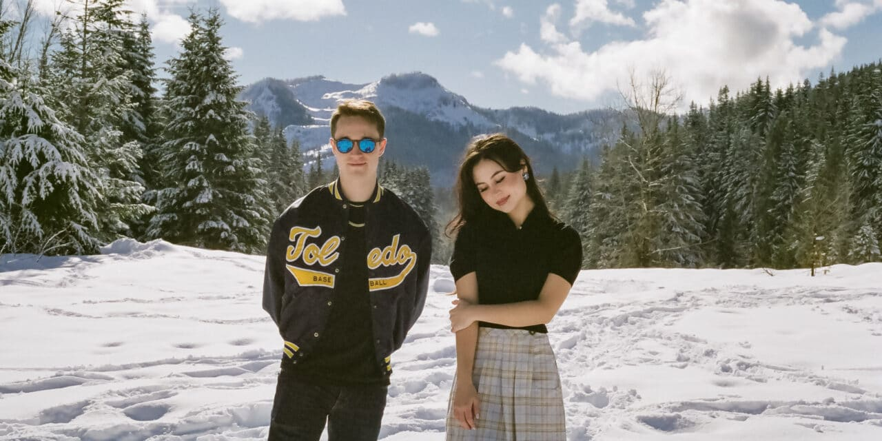 High Shcool Friends Fluencie and tiger lily Reunite For The Release Of  'juneau, alaska'