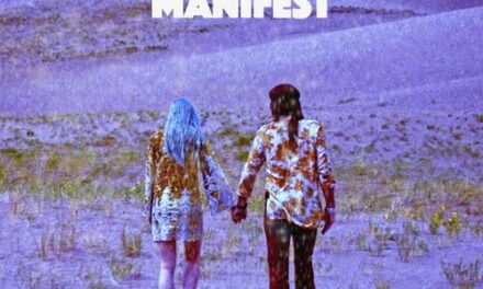 """Denton, TX-based Psychedelic Folk-pop Duo Field Division Drops New Song""""Manifest."""""""