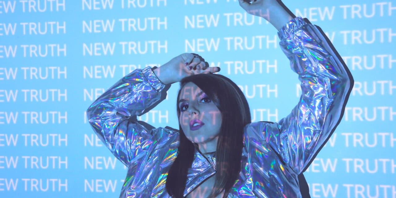 "Pop sensation Jessica Mar Releases Her Energetic Anthem ""Fighter"""