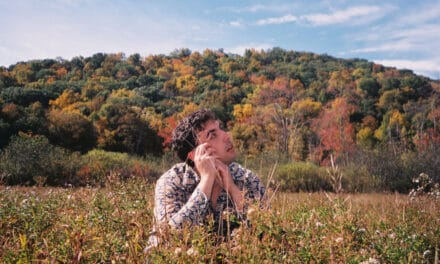 NYC synth-soul artist Charles on TV Drops New Single 'Golden Alligator'