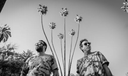 "Psych Pop Duo Modern Original Drop Debut Single ""Turn It Around"""