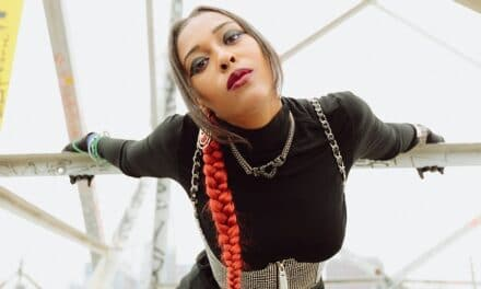"""Singer, Lyricist and Performer BriaR PremierES Debut Autobiographical Single and Video Titled """"Breathe Fire"""""""