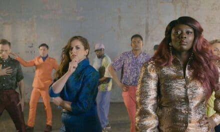 "Futuristic Acapella Group Assemble Drops New Track ""Blue Monday"""