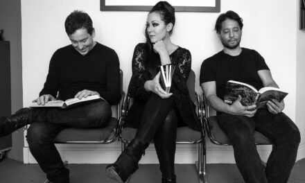 Intricate Pop Trio KARMACODA announce Slow Down, Melt and Catch Fire LP SHARE 'Feels'