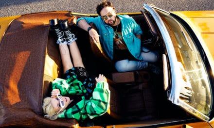 LA Noise-pop Duo MUNNYCAT Releases New EP The MUNNYCAT Mixtape