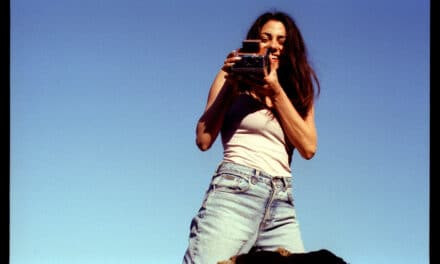 """Inbar Lavi Teams Up With Benji Lewis ForNew Track and Video""""Polaroids"""""""
