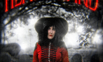 """Anne Bennet's """"Heavy Hand"""" Delivers A Powerful Narrative & Gothic Flare"""