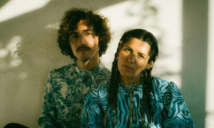 "Italian born, London based Mystic Fluid Alt pop duo Palmaria Drops New Track ""Ocean"""
