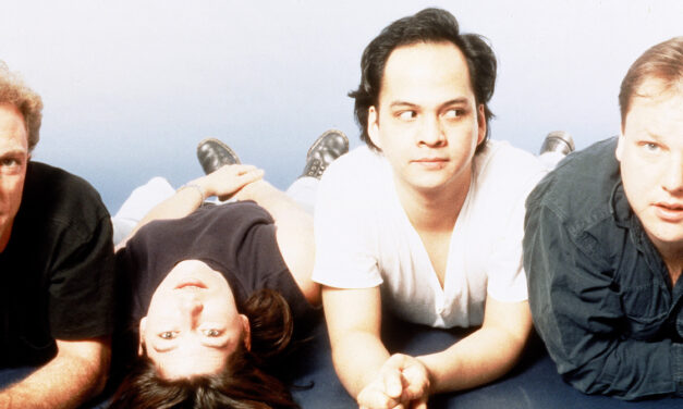 Legendary 90s Band PIXIES issues LIMITED 30TH ANNIVERSARY GREEN VINYL EDITION Of 'TROMPE LE MONDE'