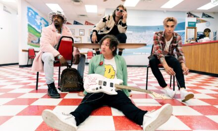 """MOON FEVER FLAUNT 70's RETRO VIBES IN NEW MUSIC VIDEO FOR """"SINGLE ALL SUMMER"""""""