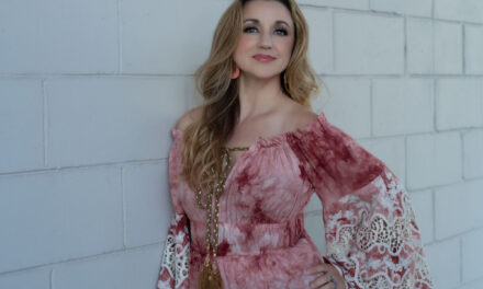 """CARRIE CUNNINGHAM RELEASES SULTRY NEW SINGLE """"ALL OVER ME"""""""