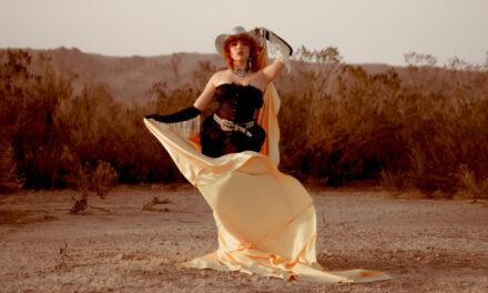 Genre-bending rhinestone cowgirl Kitty Coen releases new psychedelic EP 'Disco Lemonade'