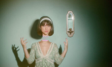 "PREMIERE: Pop Enchantress Rikki Valentina Conjures Spooky Alt-Pop Single With ""Paranoid"""
