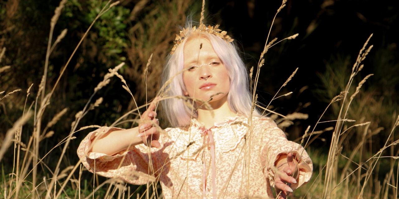 "New Zealand Art pop/ethereal Pop Artist Khailana Drops New Song ""The Gnome King"""