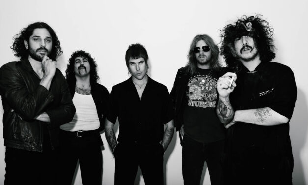 """STICKY FINGERS DROP NEW SINGLE """"WE CAN MAKE THE WORLD GLOW"""""""