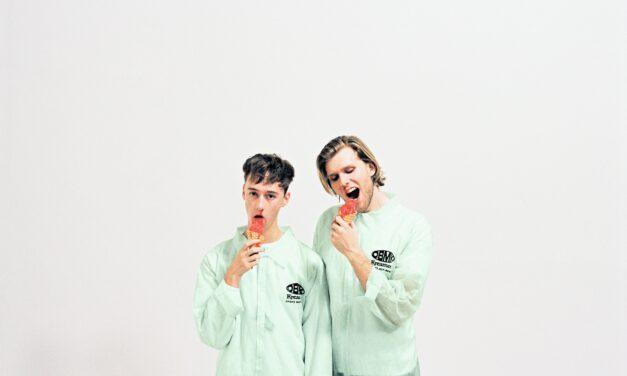 "Alt-Pop Duo DBMK Drops New Single ""Tough"""