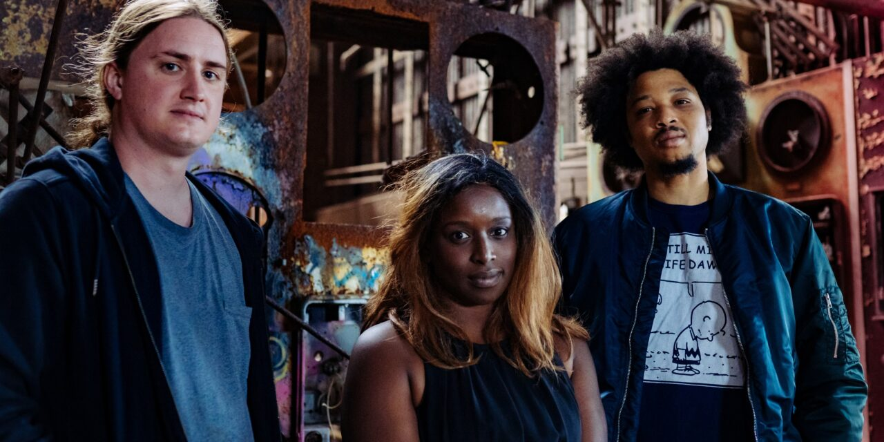 Avant trip hop trio from New Orleans 'Shakespeare & the Blues' debut New Record e.g.,Rhapsodi
